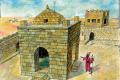 Исторические памятники архитектуры Азербайджана в живописи (ФОТО)