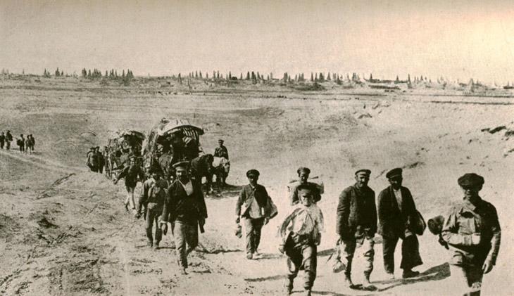 Большевистско-дашнакский тандем: Бакинская резня 1918 г.