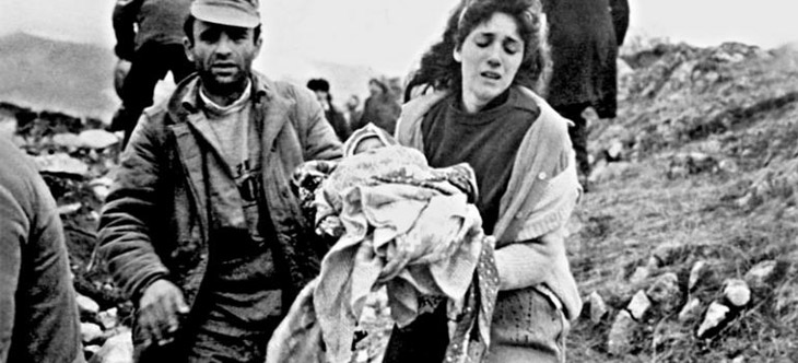 Геополитика 1990-х, Карабах и трагедия ходжалинцев