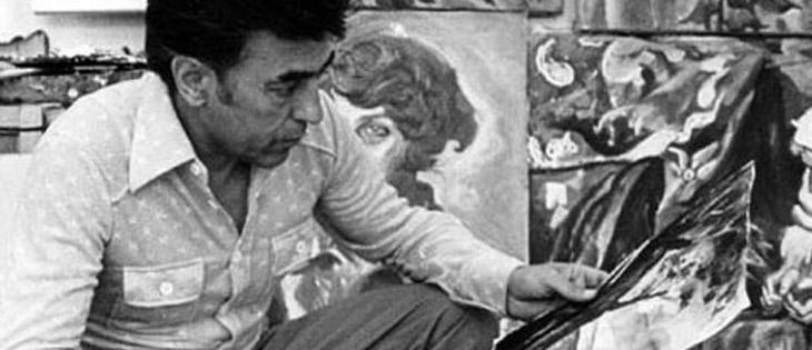 Видади Нариманбеков - художник, поднявший тему Второй Мировой войны с фашизмом на мировой уровень