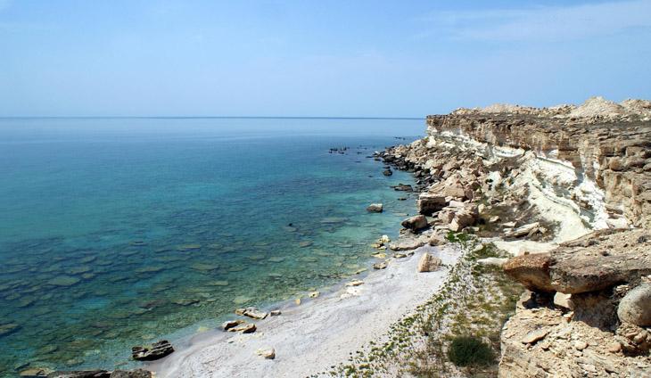 История образования Каспийского и Аральского морей