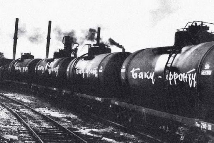 Вторая мировая: Что говорили исторические личности о нефти Баку