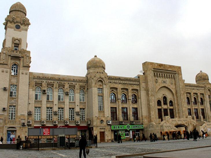 Тайны Баку: История появления Бакинского железнодорожного вокзала