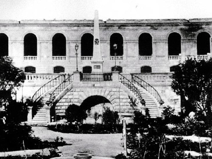 История появления Цициановского сквера в Баку