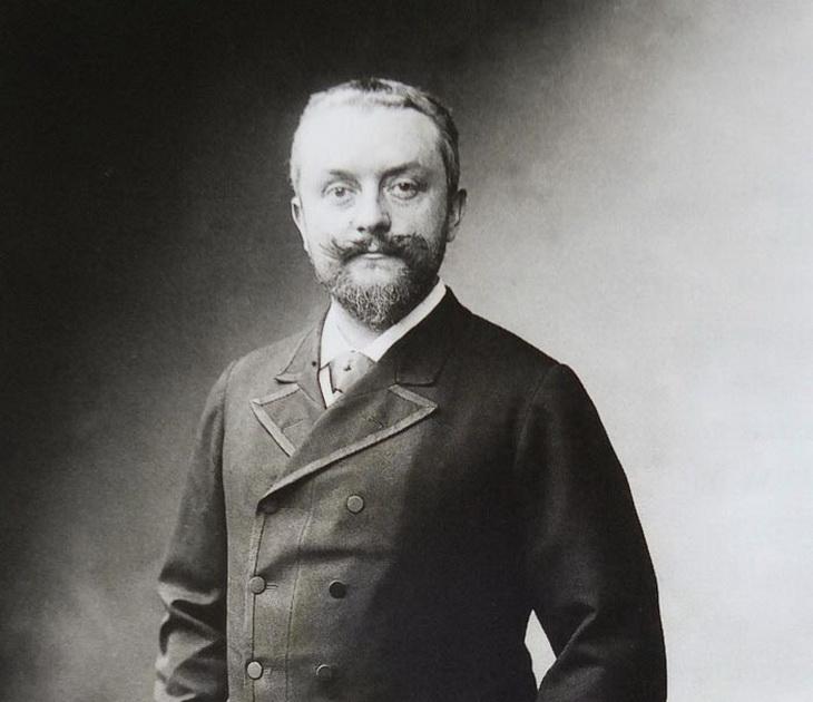 1888. Поль Надар