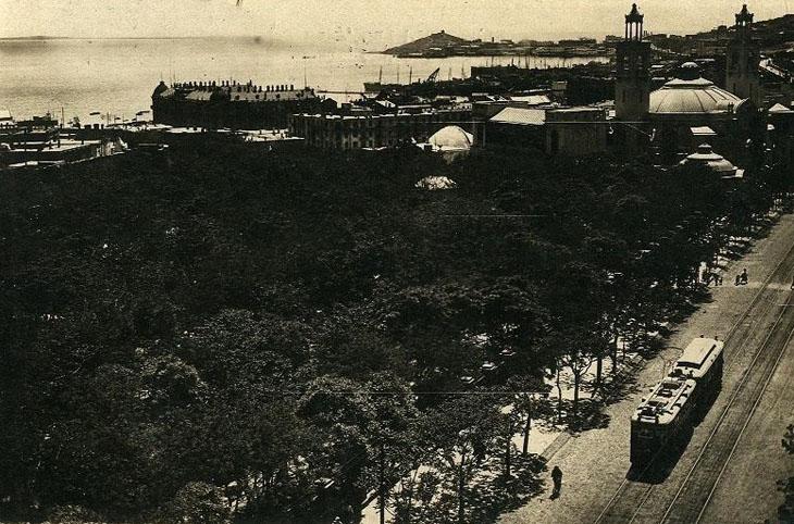 baku-park-sad-1930-е. Сад Революции