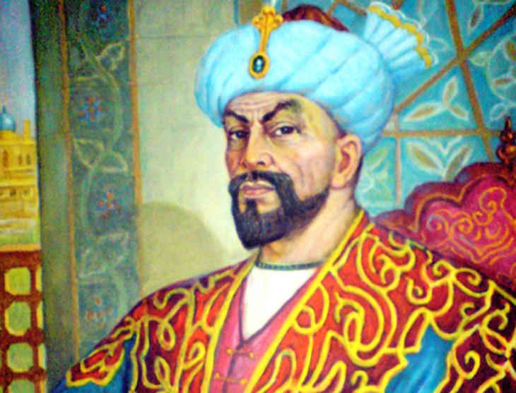 Амир Тимур в истории Азербайджана