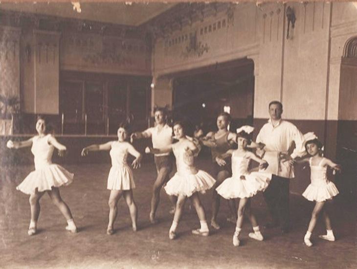 Зарождение балета и хореографической школы в Баку