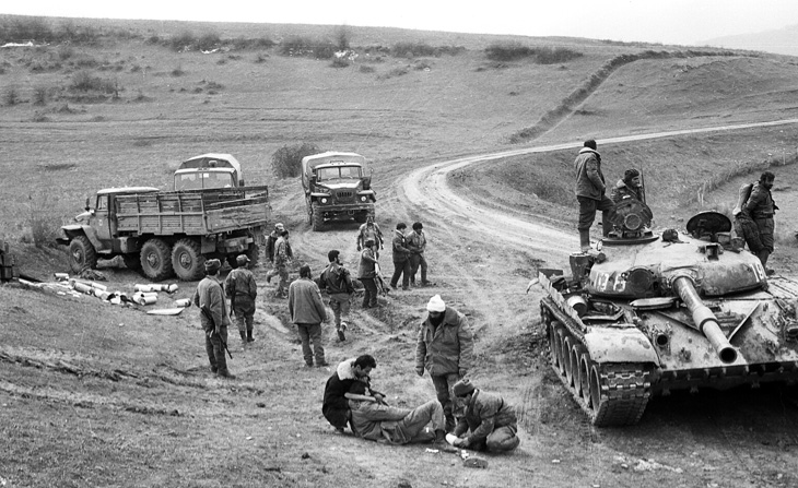 """""""Армяне обстреливали Агдам, ракеты попадали в жилые дома..."""""""