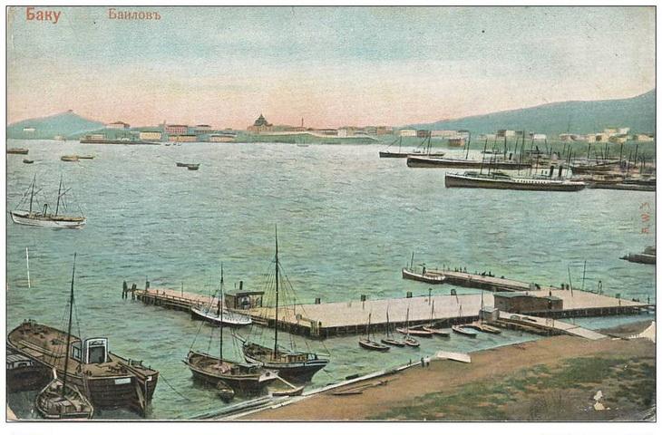 Поселок Баилов в начале ХХ века и ранее (21 ФОТО)