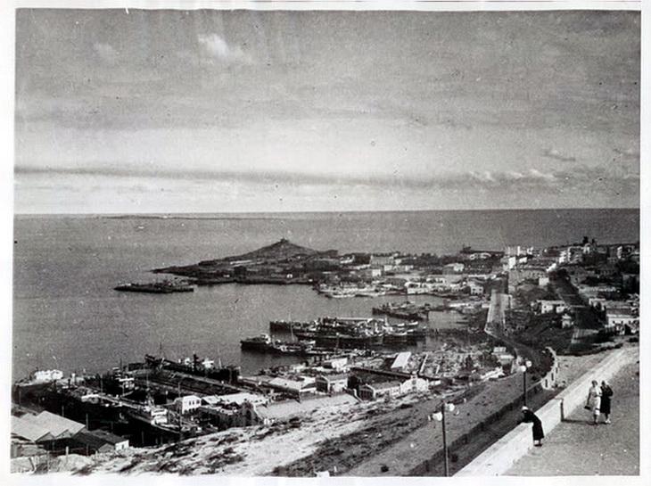 Поселок Баилов в Баку в советские времена (ФОТО)