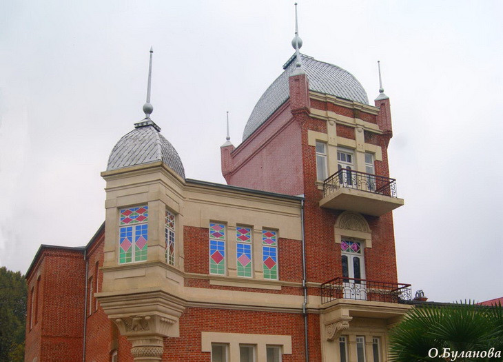 История лянкяранского дворца Мирахмед хана Талышинского