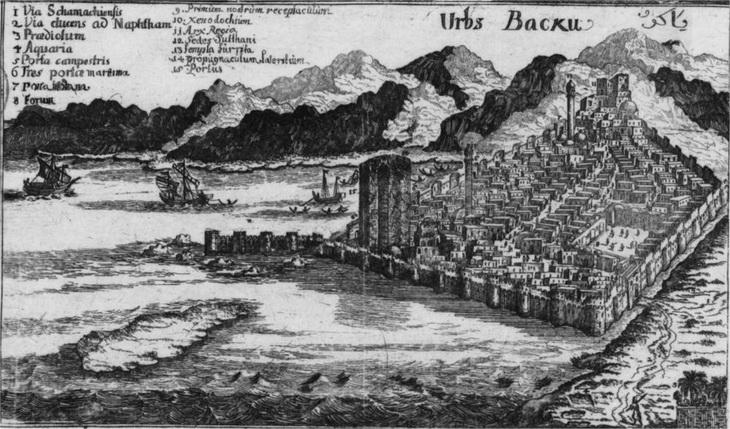 Баку гораздо старше, чем принято считать
