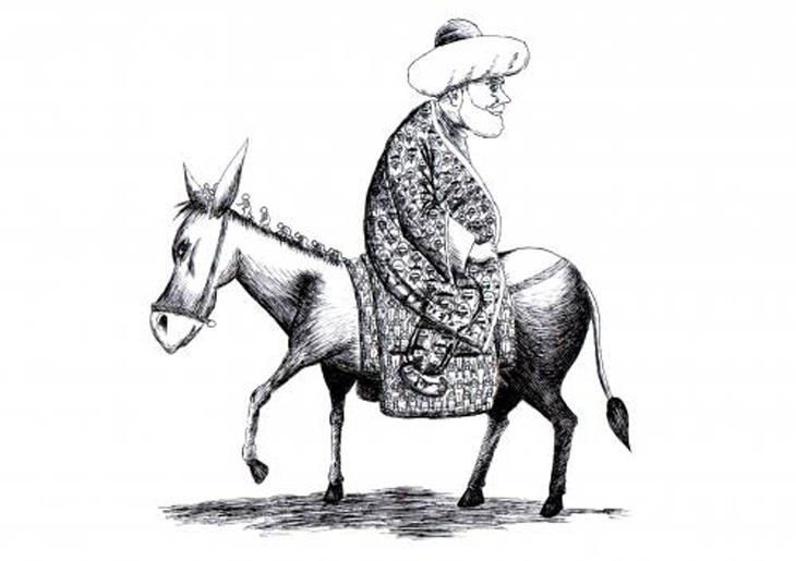 Ходжа Насреддин - Герой всех народов