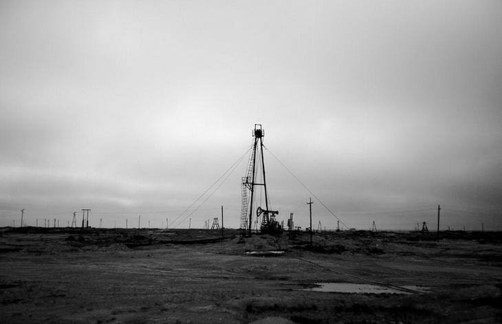 Нефтяная история острова Пираллахы (Артем)