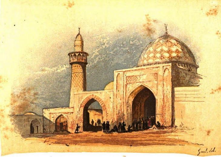 Как убивали мечети Эривани