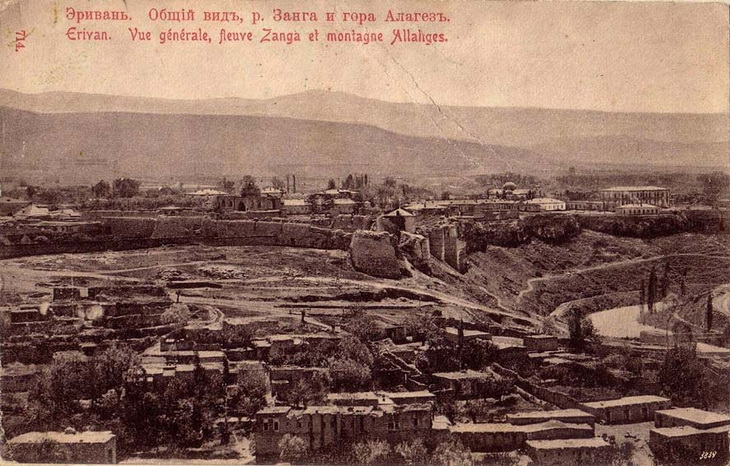 Как Эривань стала столицей Армении