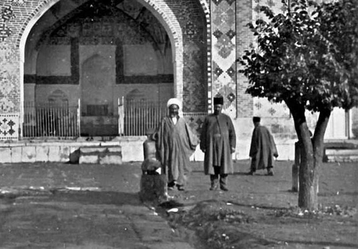 Мусульманское население Эривани (17 ФОТО)