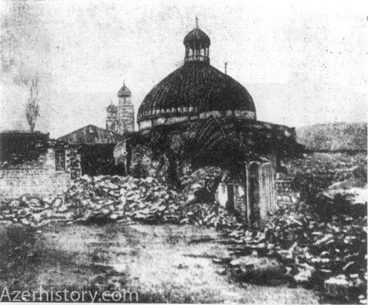 Судьба Шемахи: как землетрясения повлияли на градостроительство и статус города