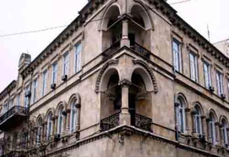 Тайны Баку: Контора Ротшильдов - жемчужина бакинской архитектуры