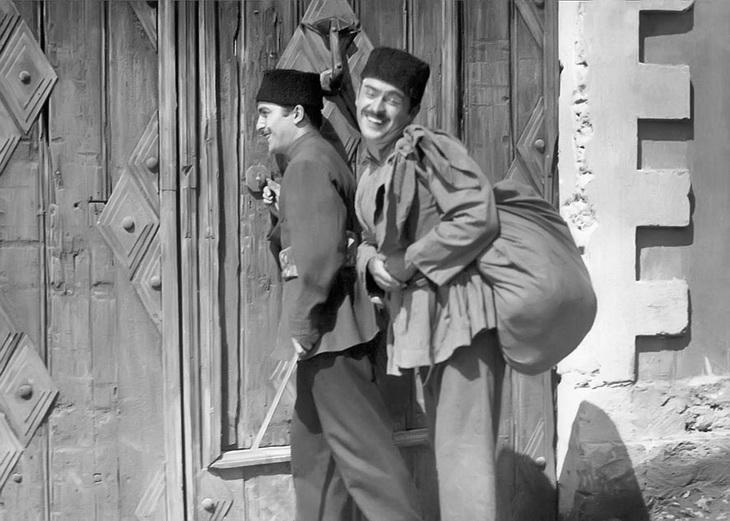 Аршин мал алан. 1945