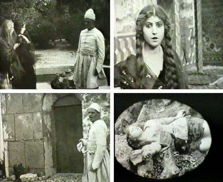 Легенда о Девичьей башне. 1924