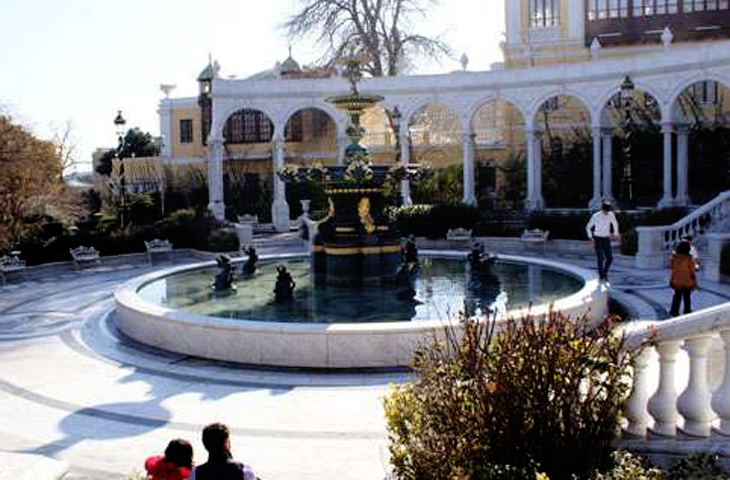 Тайны Баку: История Губернаторского сада