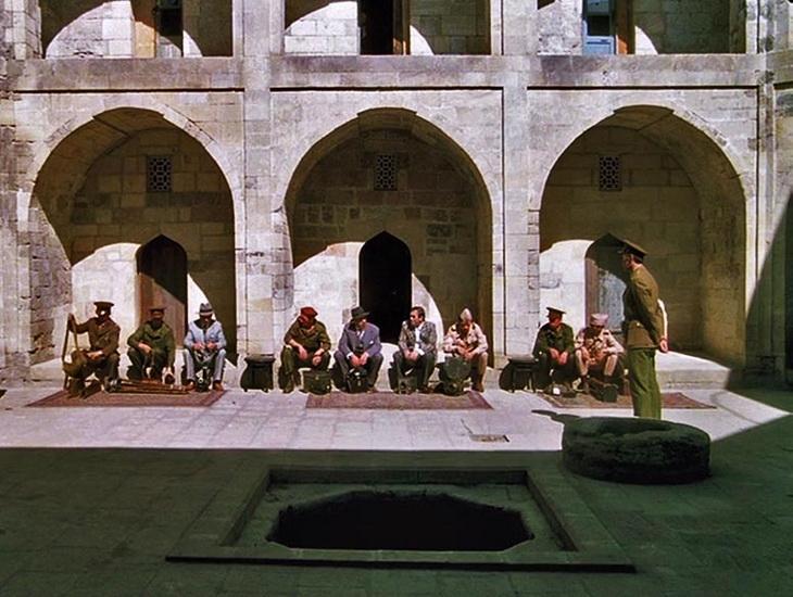 «Тегеран-43»:  Баку в роли иранской столицы (ФОТО)