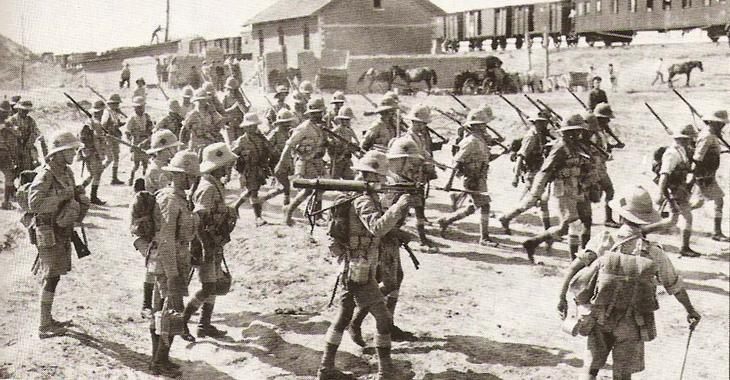 """1918: """"Английская игра"""" и """"нефтяной переворот"""" в Баку"""
