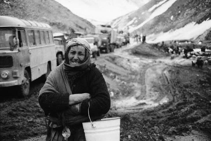 Современный армянский фашизм: резня в азербайджанском селе Гарадаглы