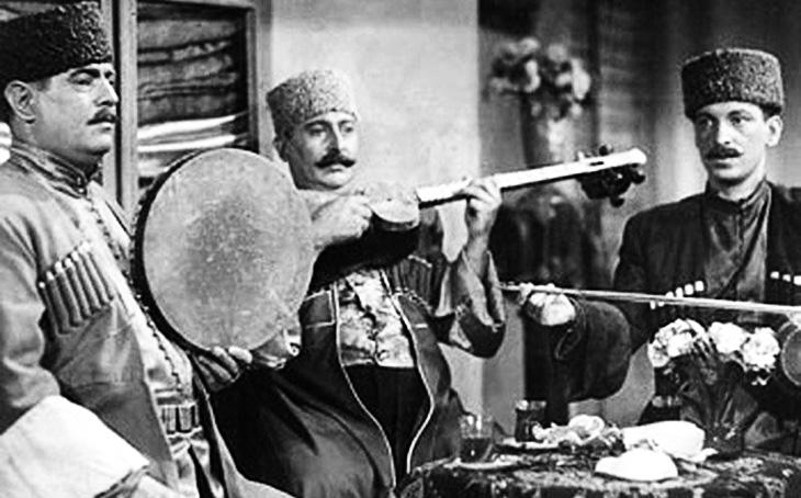Из истории хорового пения азербайджанских ханенде