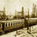 1926 Моторвагонная секция около Сабунчи