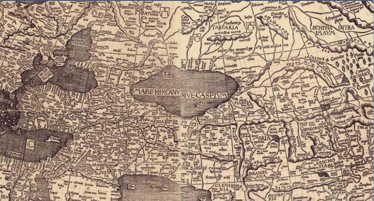 История и тайны Каспийского моря