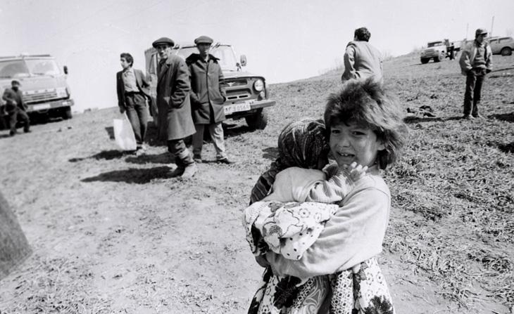 Начало кровавых 90х: Ходжалинская резня в материалах западных СМИ