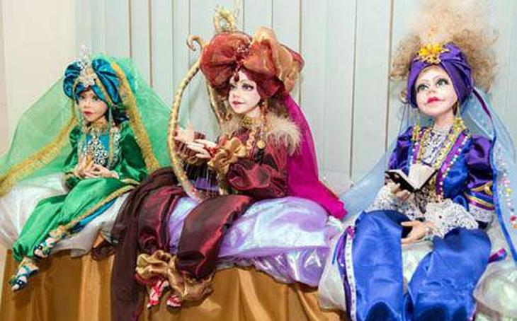 Кукла - одно из древнейших изобретений человечества