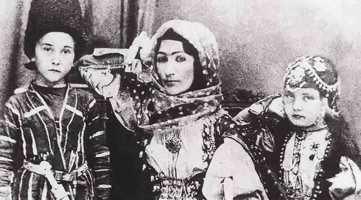 Последняя принцесса Карабаха - Хуршидбану Натаван
