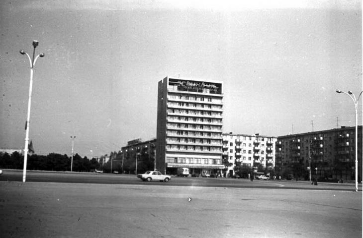 Гянджлик, 1977 год