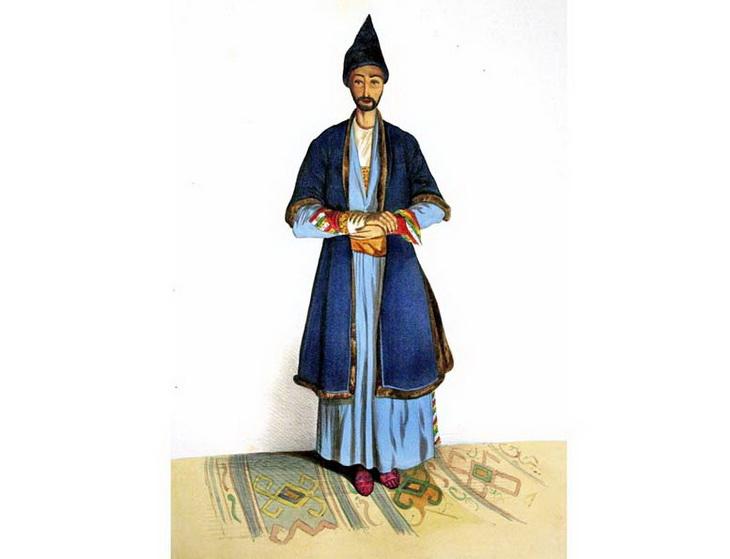 Персидский татарин, обосновавшийся в Эривани