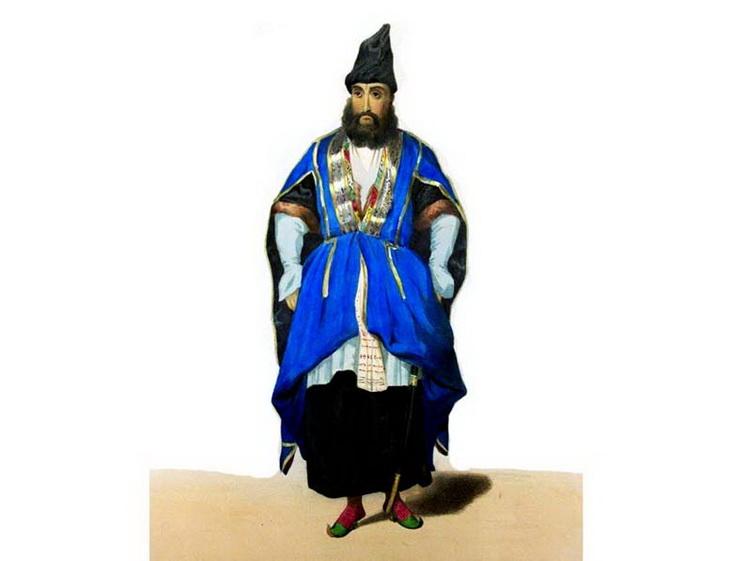 Татарин из Баку [Бек - татарин]