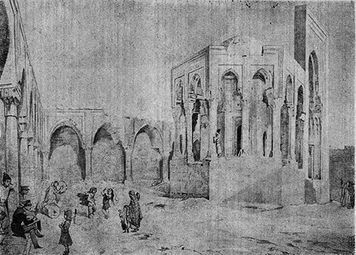 1842-1853. Диванхана