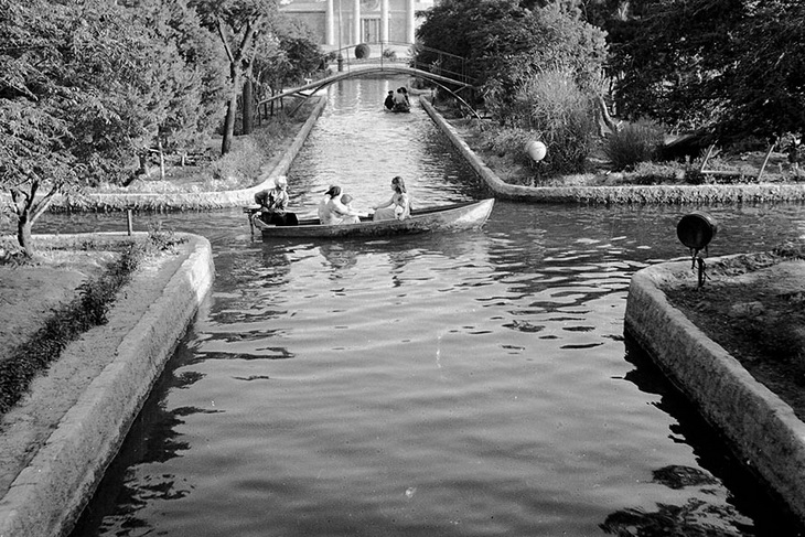Бакинская Венеция в 1960-1980-х годах (ФОТО)
