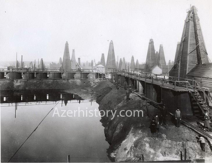 Как в Баку боролись с затоплением нефтепромыслов (конец XIX в.)