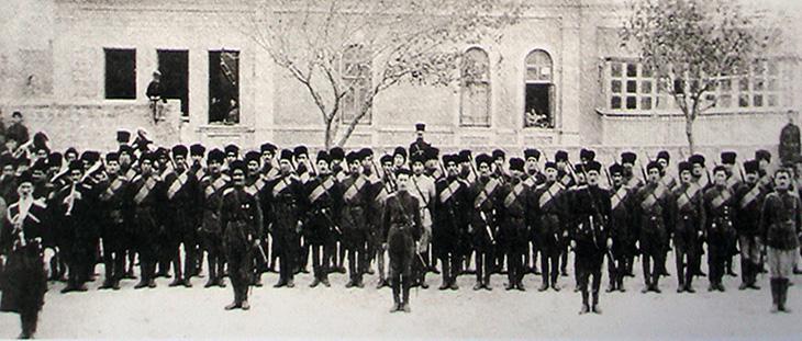 1918: Рождение армии Азербайджана и освобождение Баку