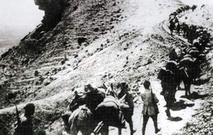 О насильственном выселении азербайджанцев из Армении