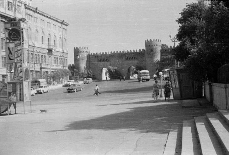 Баку 1964 года (24 ФОТО)