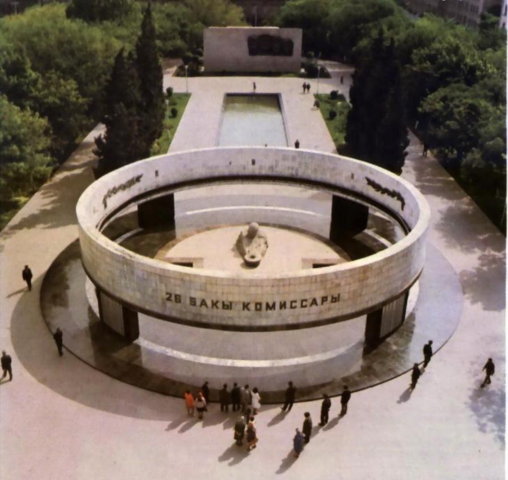 Виды Баку конца 60-х годов (25 ФОТО)