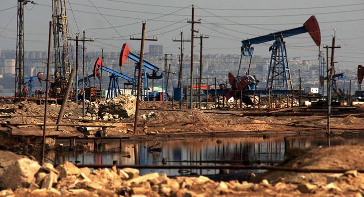 Как Баку стал нефтяным Клондайком