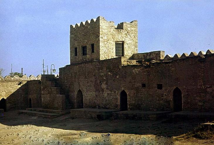 Пригороды Баку осенью 1976 года (ФОТО)