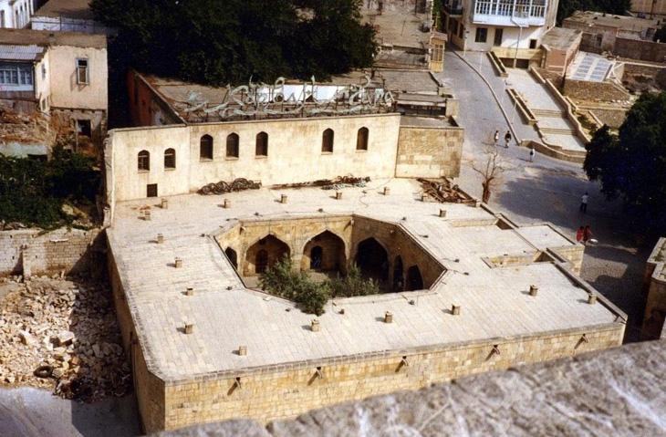 История появления караван-сараев в Азербайджане