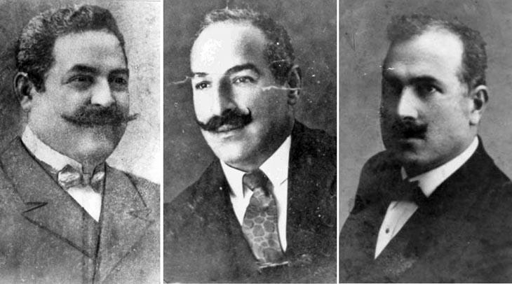 Гаджи, Али и Имран Касумовы: братья, построившие Баку